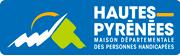 Logo MDPH65 – Maison Départementale des Handicaps (65)